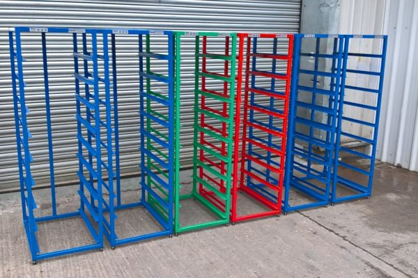 PFM Tray Racks