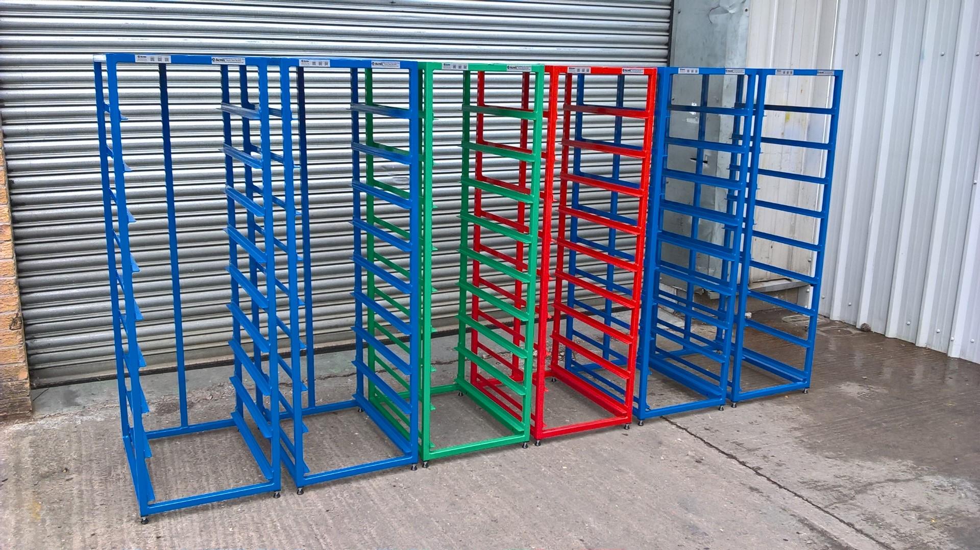 PFM Tray Racks