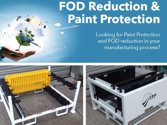 FOD Reduction & Paint Protection