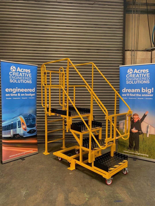 Conveyor Bridging System