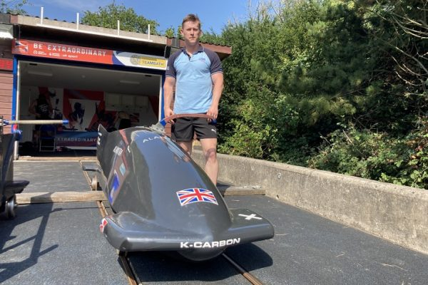 Acres engineering a bright future for GB Bobsleigh team