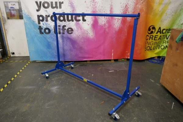 Pipework Hanger Trolley
