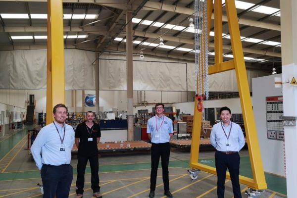 Acres collaborates with TP Group to drive innovation and excellence at Portsmouth site