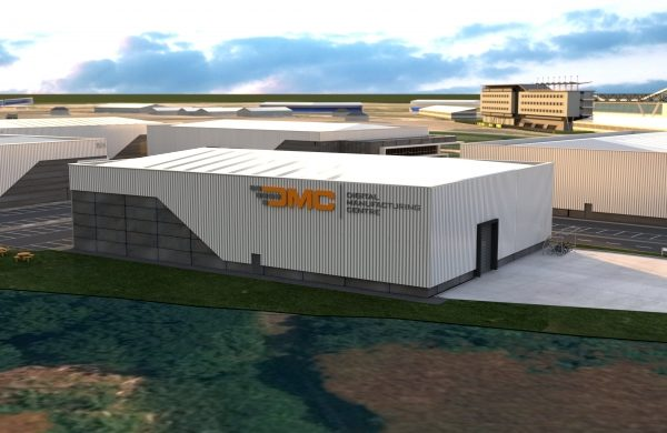 New Digital Manufacturing Centre set to open early 2021
