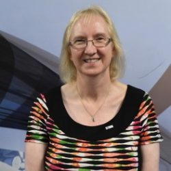 Elaine Clark from Midlands Rail Forum
