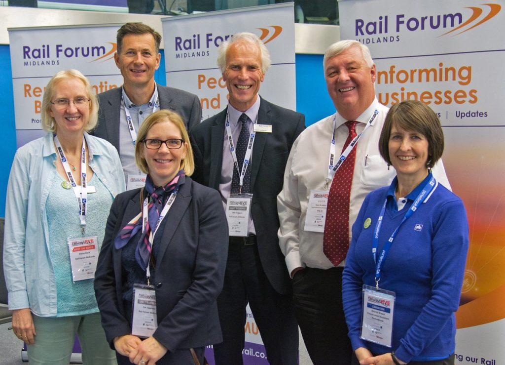 Rail Forum Midlands, Rail Engineers, Acres Engineering, UK