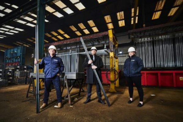 Corbetts and Fastline Create 40 New Jobs in Manufacturing Tie-Up