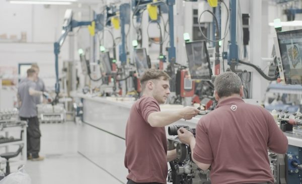Cox Powertrain to increase production with £12m investment