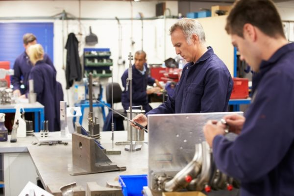 SME manufacturing optimism growing considerably